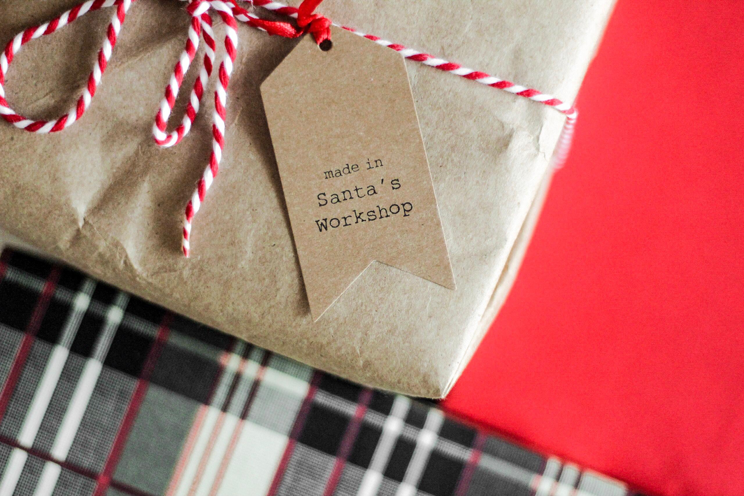 Mettre Noël à l'honneur avec des emballages adaptés