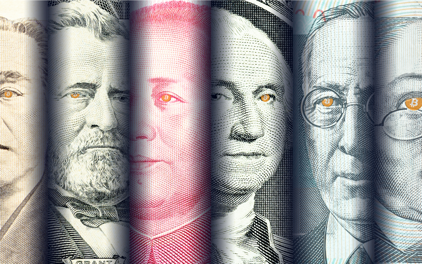 In the mind of central bankers… to create their Bitcoin
