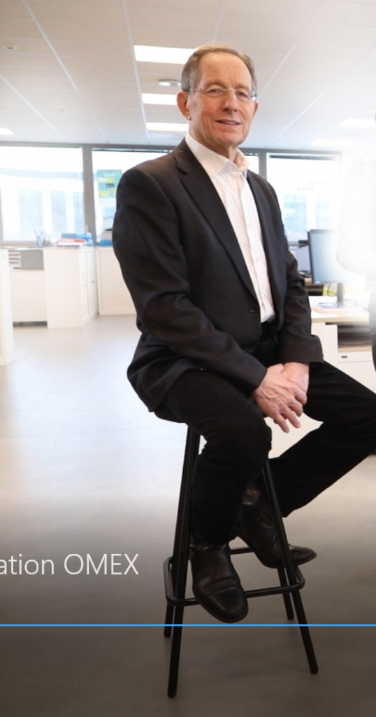André Charles Legendre, CEO Kalima Systems