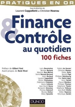 Finance et Contrôle au quotidien 100 fiches