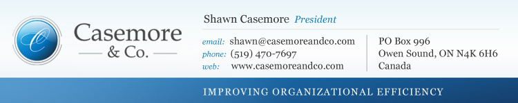 Shawn's Friday Five: Increase your productivity!