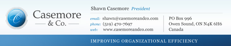 Shawn's Friday Five: Five ways to improve your productivity