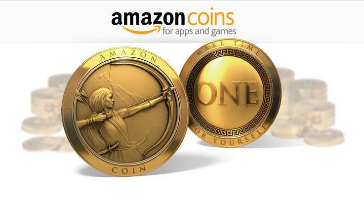 Amazon Coins disponible pour les clients de l'App-Shop Amazon pour Android résidant en France