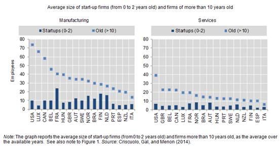 OCDE : les dynamiques autour de la création d'emplois