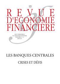 Les banques centrales - Crises et défis
