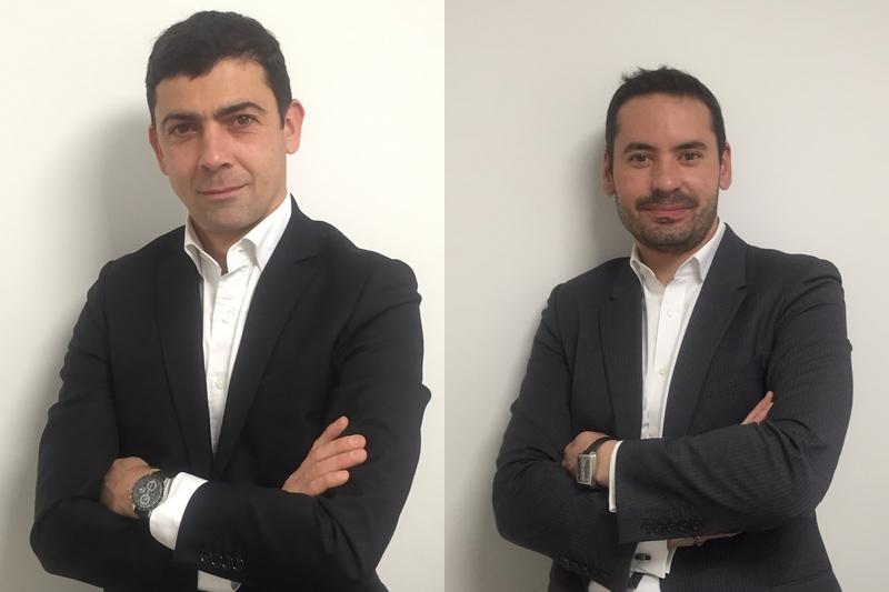 Laurent Dray et Florent Debled