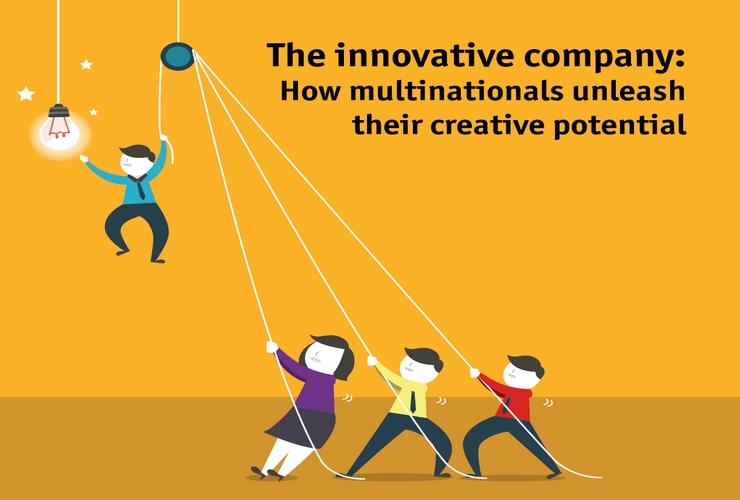 L'entreprise innovante