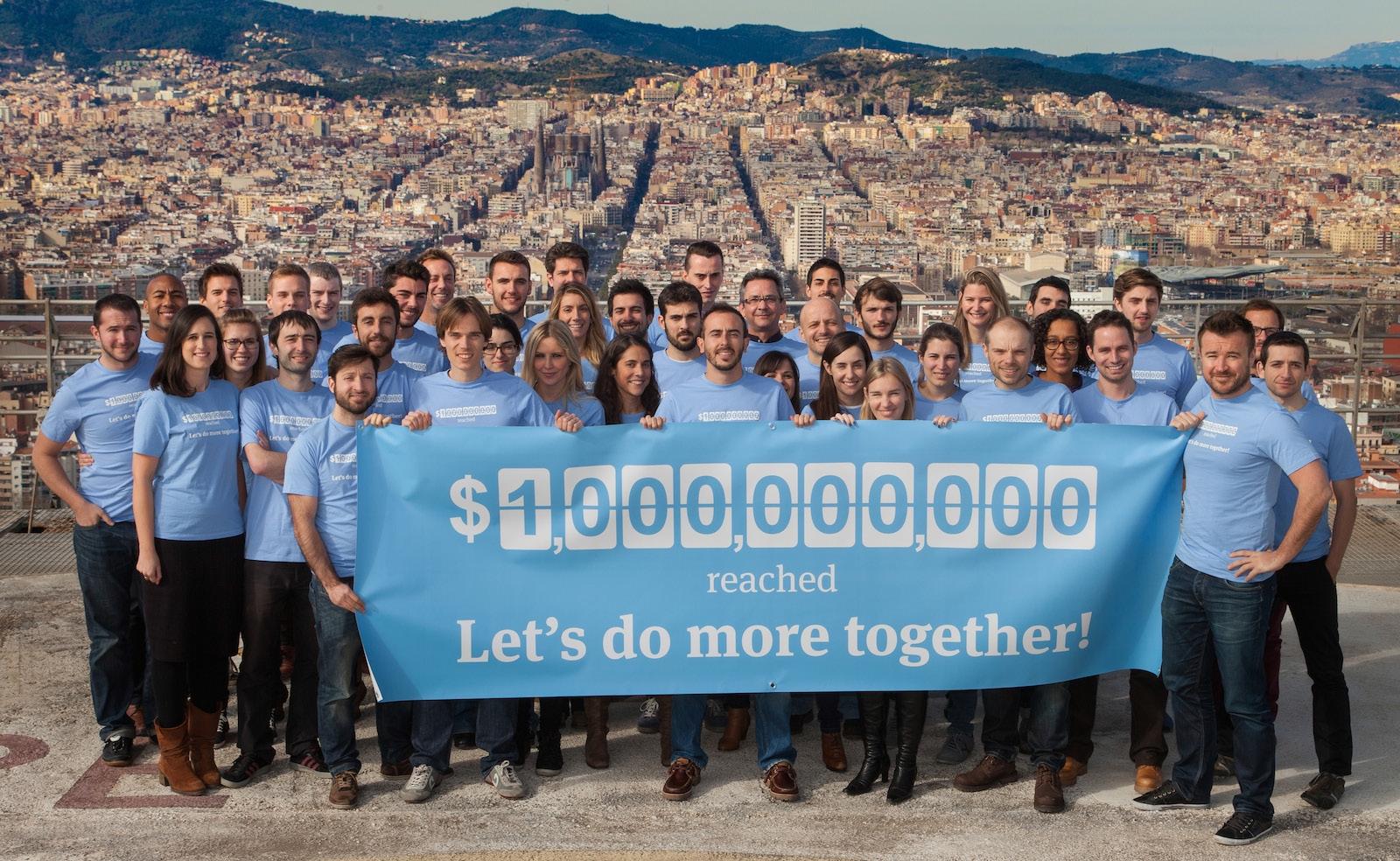 Kantox atteint la barre du milliard de dollars de transactions