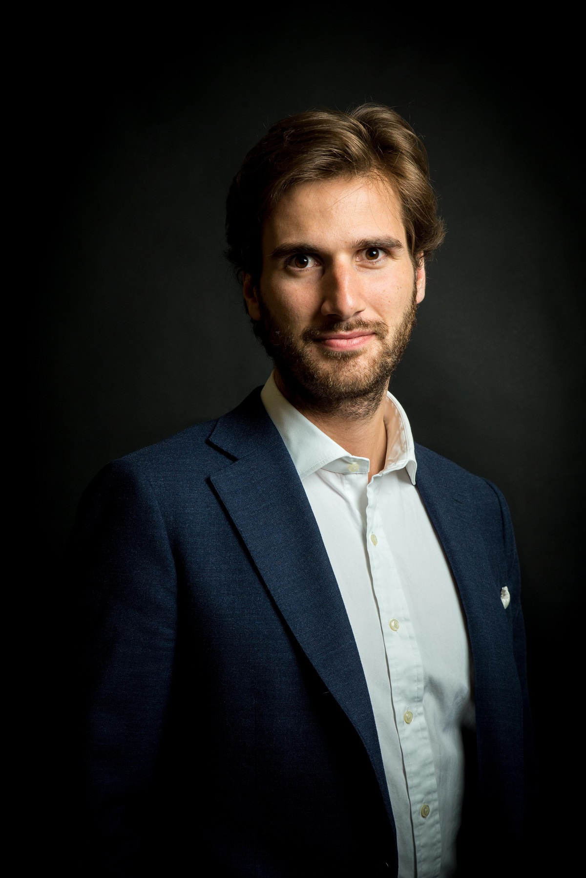 Joachim Dupont, co-fondateur d'Anaxago