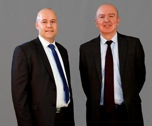 Xavier Burtin et Cédric Guillouet