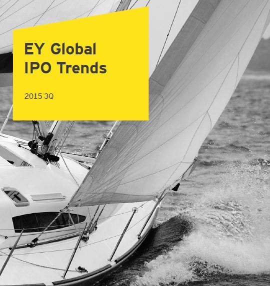 Rapport trimestriel* d'EY sur les introductions en bourse dans le monde