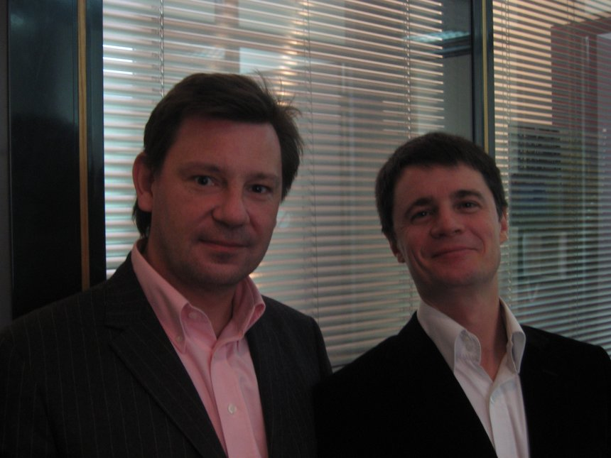 Marc Reed et Philippe Payan