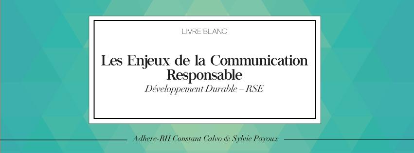 Trois Lois de la Communication Numérique Responsable