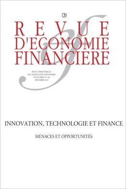 Innovation, technologie et finance - Menaces et opportunités