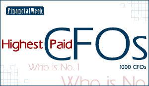 Les 'CFOs' les mieux payés