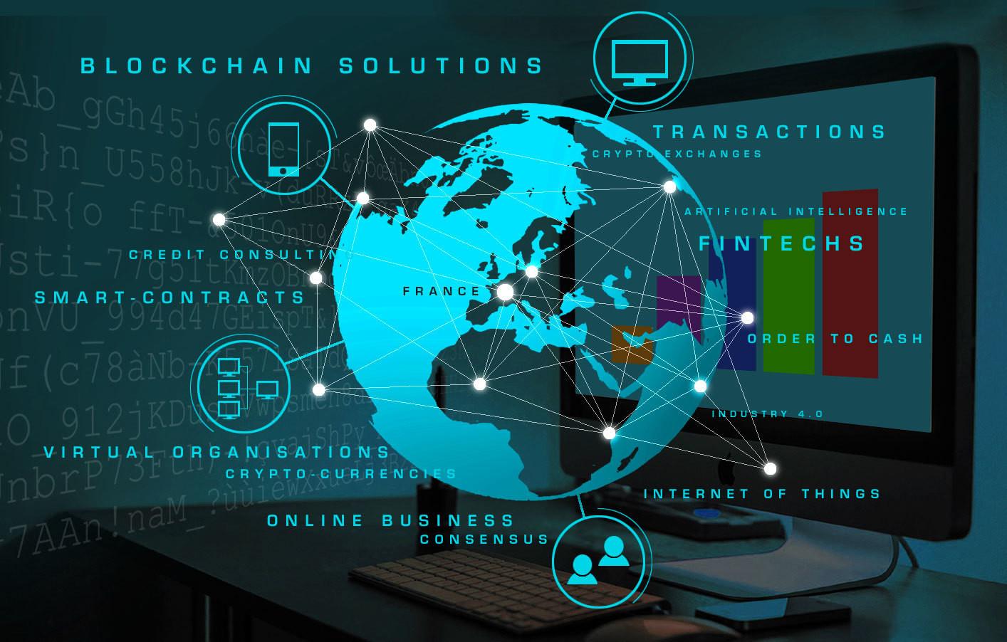 DLT : alternative aux blockchains Bitcoin et Ethereum