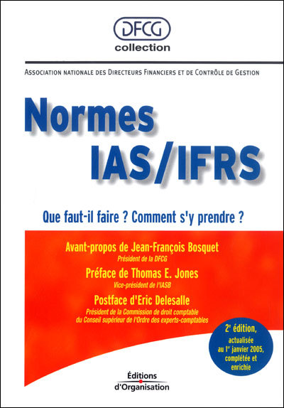 Les normes IAS, IFRS