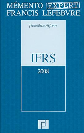 PricewaterhouseCoopers publie le premier Mémento IFRS 2008