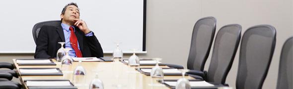 Enquête annuelle CEO Succession (Booz and Company)