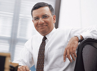 Shumeet Banerji is the chief executive officer of Booz & Company, the global commercial business of Booz Allen Hamilton. His offices are in London and New York.